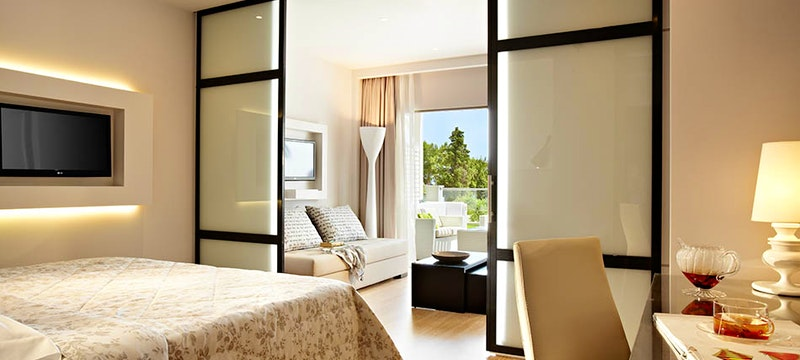 Luxury Family Suite at Marbella Corfu, Greece