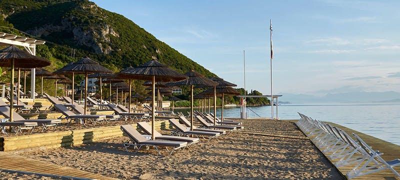 Marbella Corfu, Greece