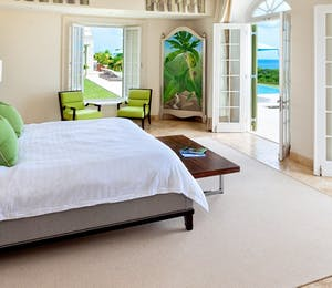 Bedroom at Marsh Mellow, Barbados