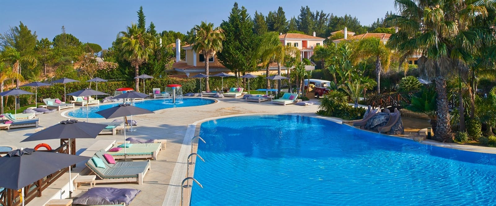 Pool Hangout at Martinhal Quinta Family Resort, Algarve