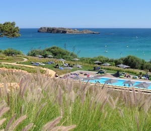 Beach view at Martinhal Beach Resort & Hotel, Algarve