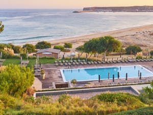 Aerial View of Martinhal Beach Resort & Hotel, Algarve
