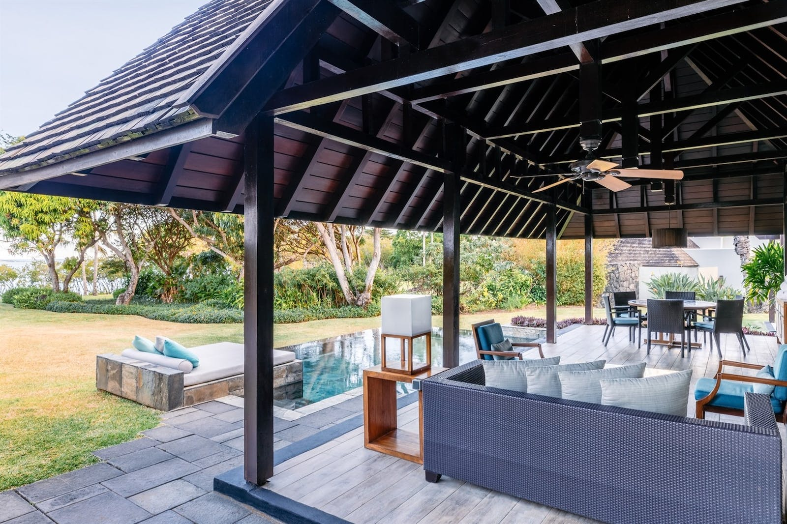 Family Villa, Four Seasons Resort Mauritius at Anahita