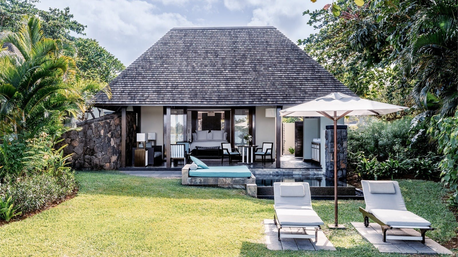 One Bedroom Pool Villa, Four Seasons Resort Mauritius at Anahita