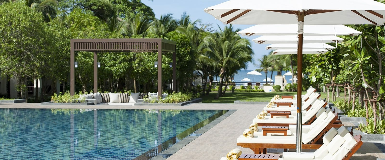 Swimming Pool at Layana Resort & Spa Koh Lanta, Thailand