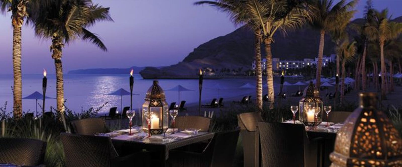 Capri court  at Shangri La Barr Al Jissah Resort & Spa, Oman - Al Waha