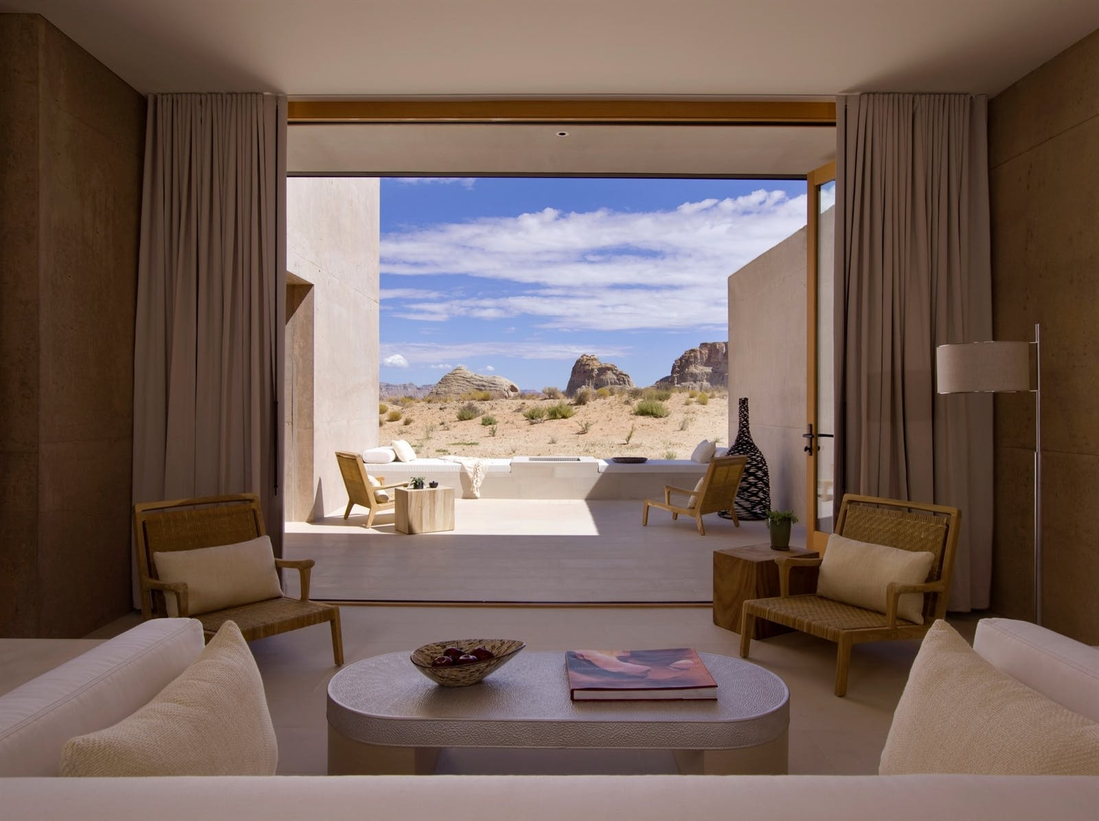 Suite at Amangiri, Canyon Point