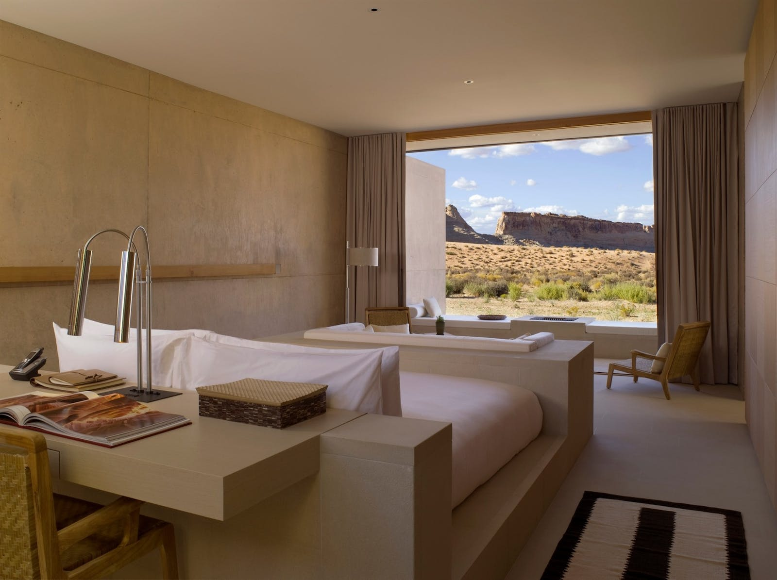 Girijalla Suite at Amangiri, Canyon Point