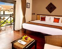 Savvy Room at Ansara, Laos