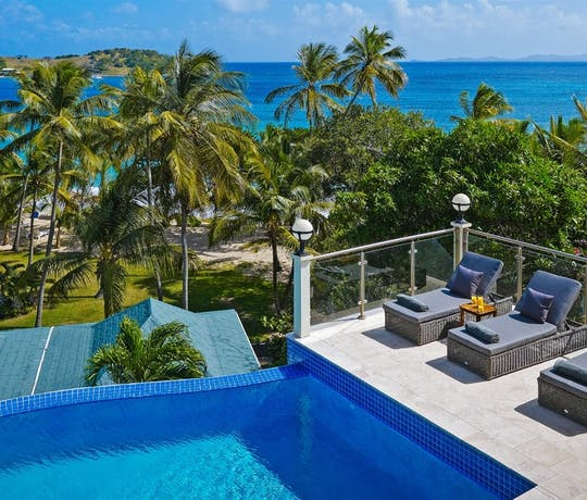 Estate Villa at Bequia Beach Hotel, St Vincent and The Grenadines