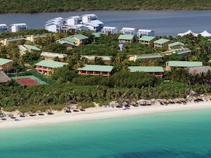 Aerial View of Blau Privilege Cayo Libertad