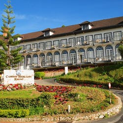 Landscape at Cameron Highlands Resort, Malaysia