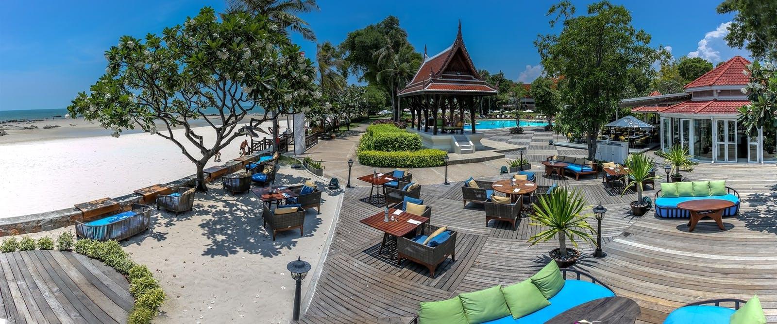 Centara Grand Beach Resort & Villas | Hua Hin | Thailand