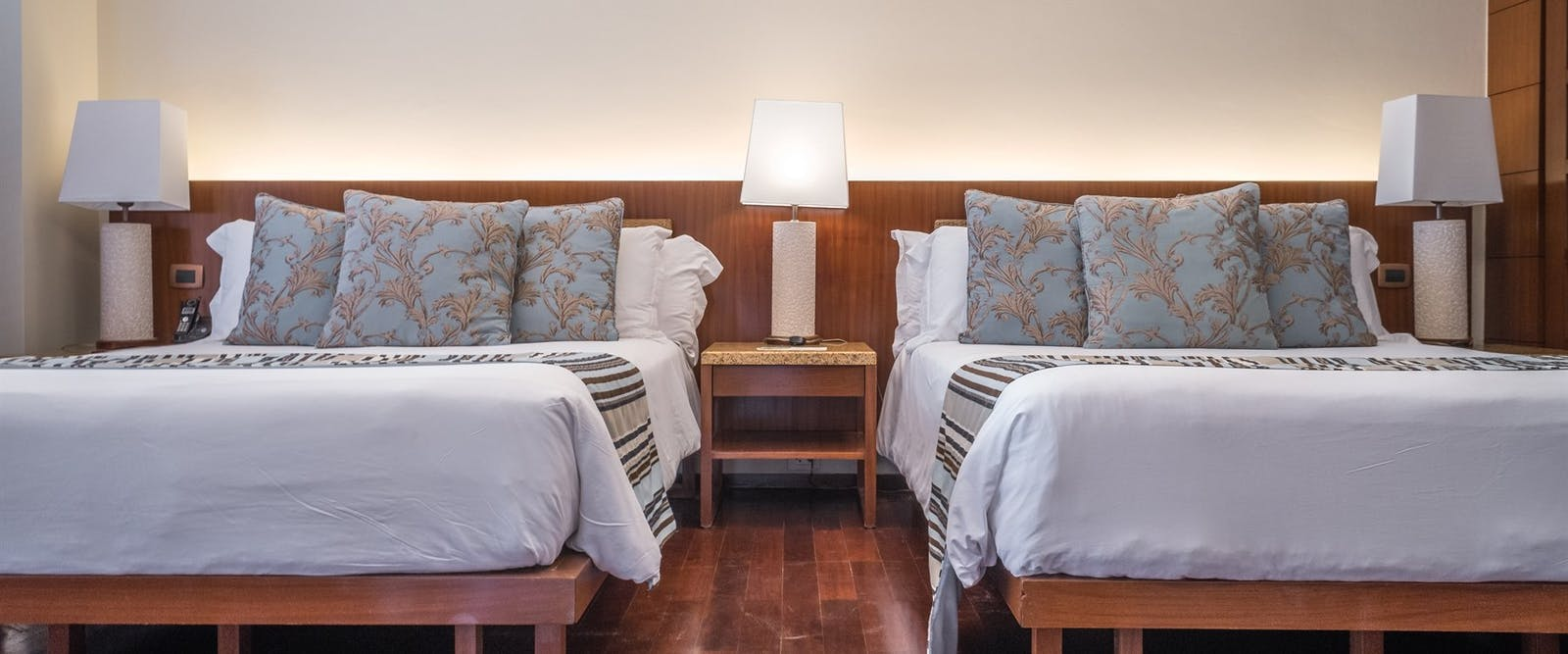 Twin bedroom at Centara Grand Beach Resort & Villas Krabi
