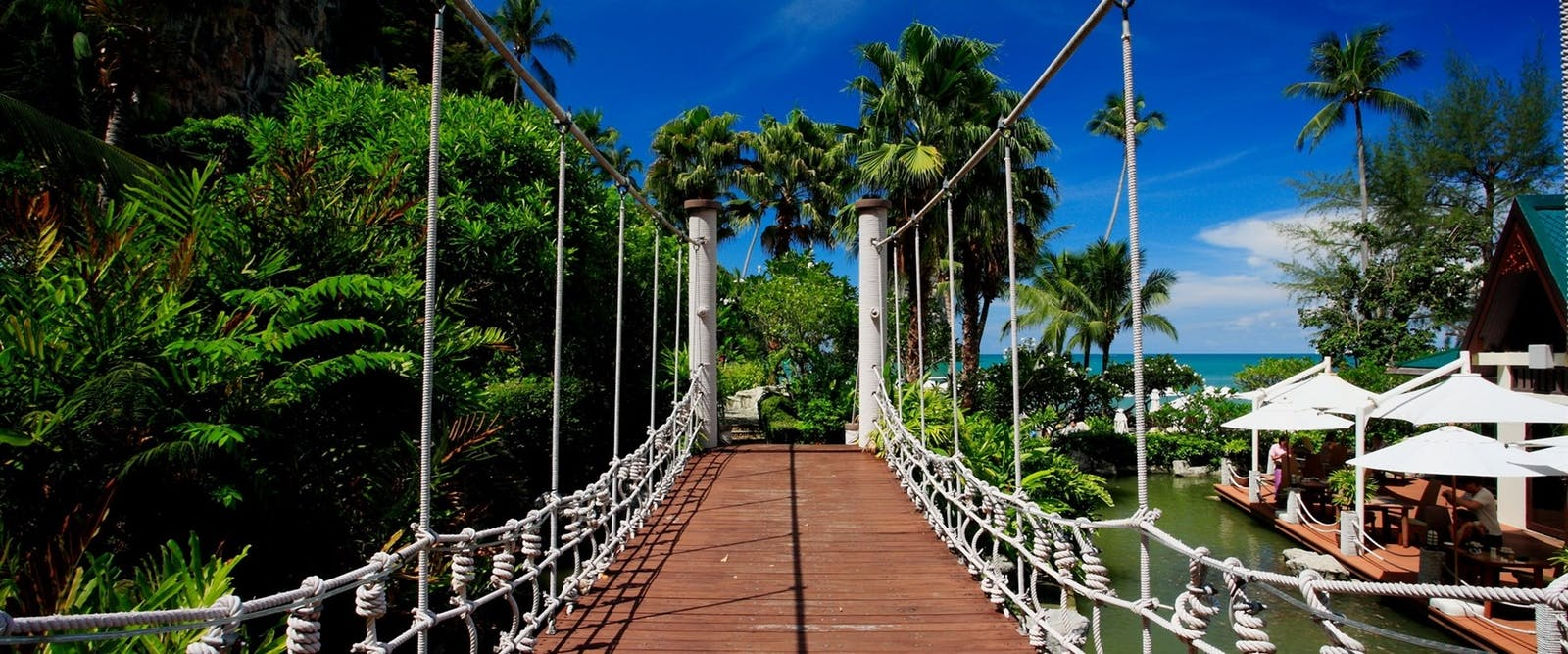 Walkway at Centara Grand Beach Resort & Villas Krabi