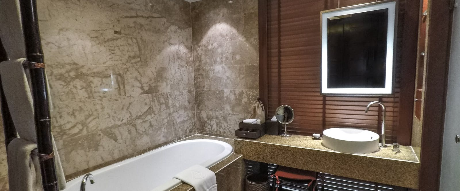 bathroom at Centara Grand Beach Resort & Villas Krabi