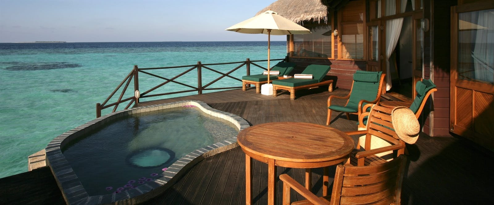 Sunset Lagoon Villa at Coco Palm Dhuni Kolhu, Maldives, Indian Ocean