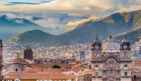 UK - Cuzco