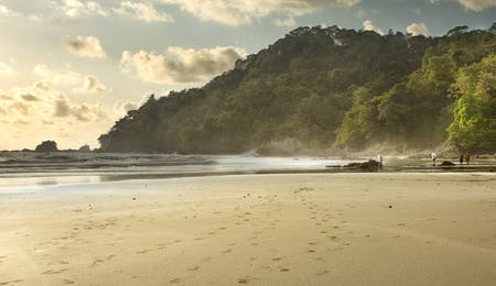 Manuel Antonio – San Jose – UK