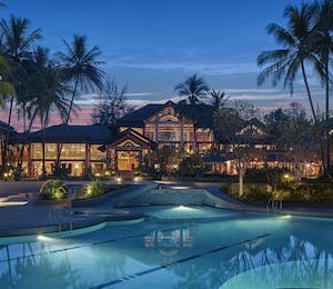exterior at dusit thani laguna phuket