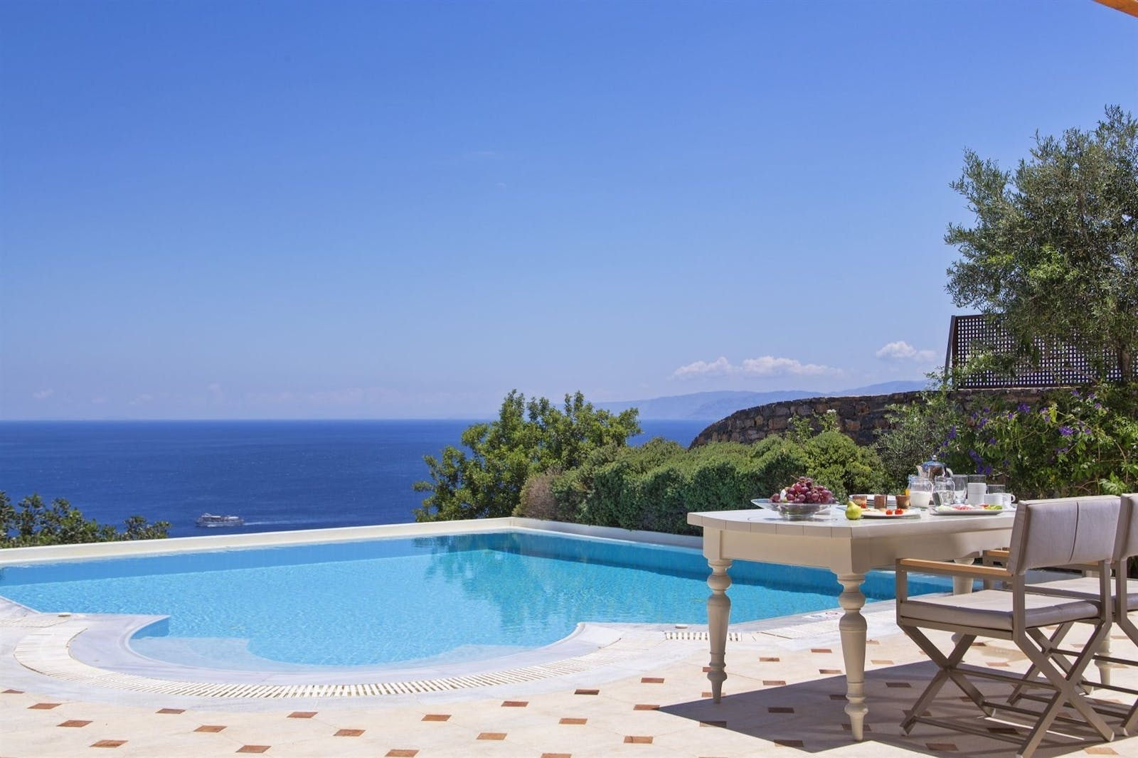 Two Bedroom Elounda Pool Villa