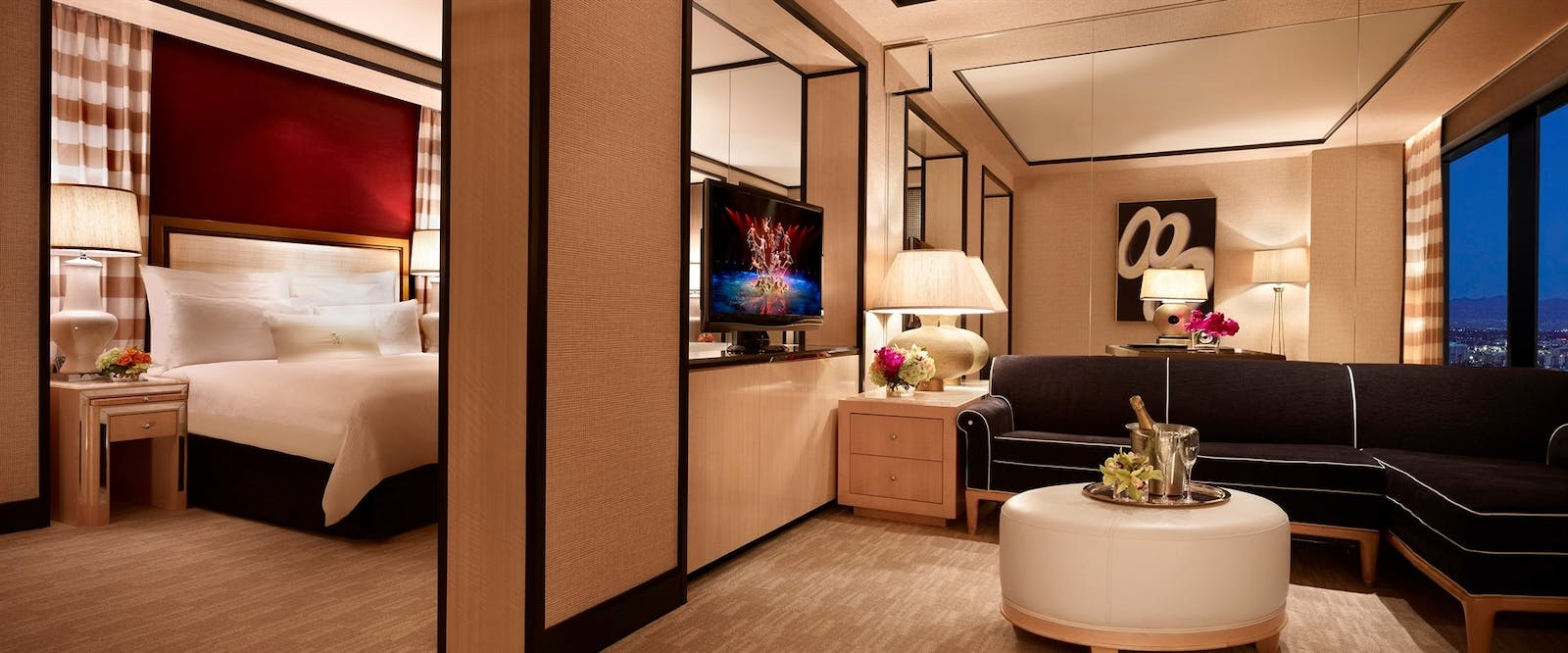 Tower Suite King at Encore At Wynn Las Vegas