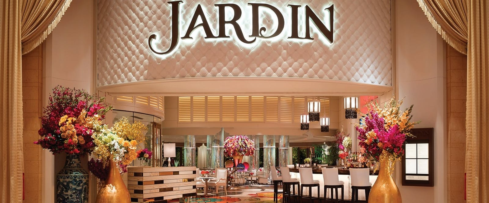 Jardin Restaurant at Encore At Wynn Las Vegas