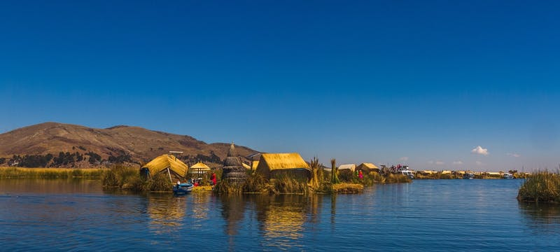Peru Lake Titicaca Holidays
