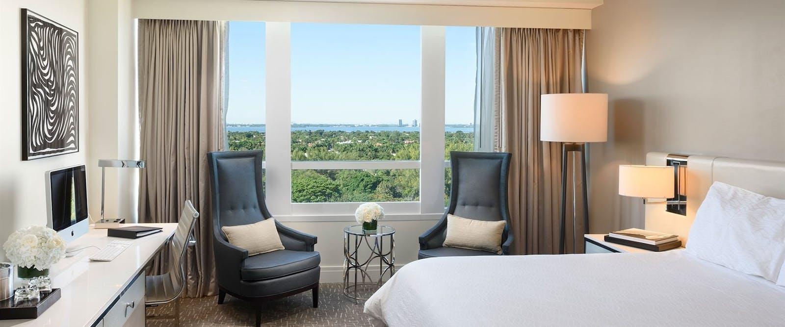 Deluxe Bayview Room at Fontainebleau Miami Beach