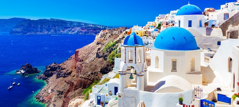 Island Hop Through The Greek Islands