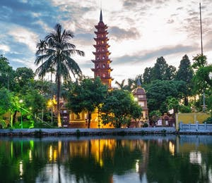 Luxury Hanoi Holidays