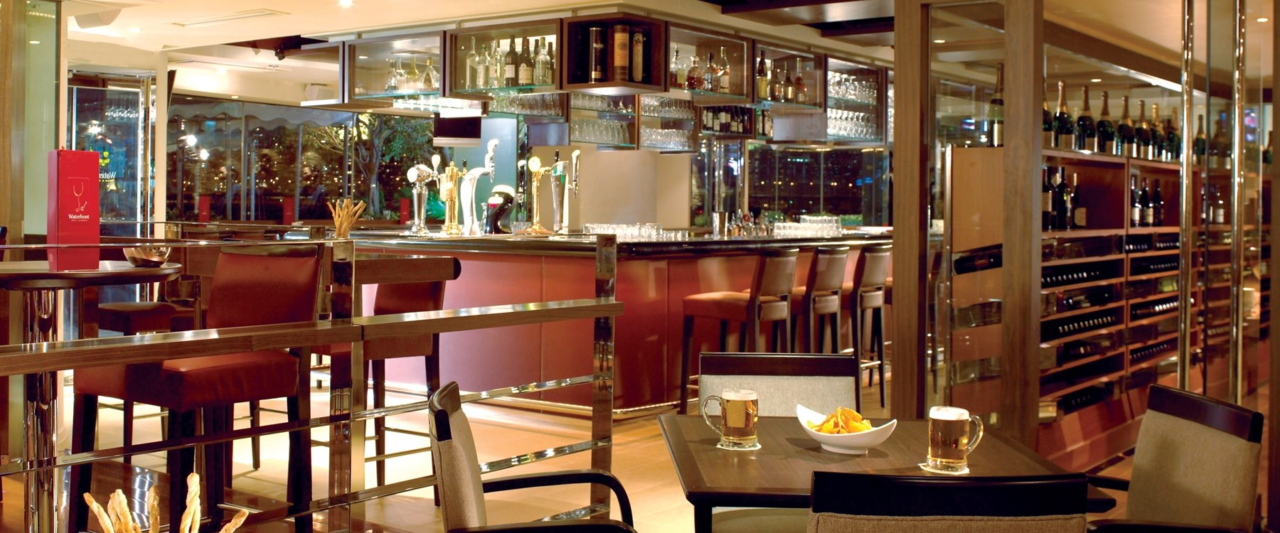 Bar at Harbour Grand Kowloon