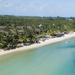 Beach at Heritage Awali Golf & Spa Resort, Mauritius