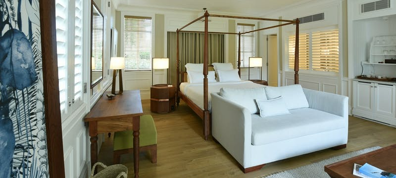 Suite at Heritage Le Telfair Golf & Spa Resort, Mauritius
