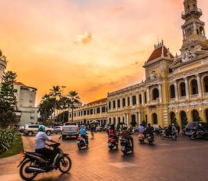 Luxury Ho Chi Minh City Holidays