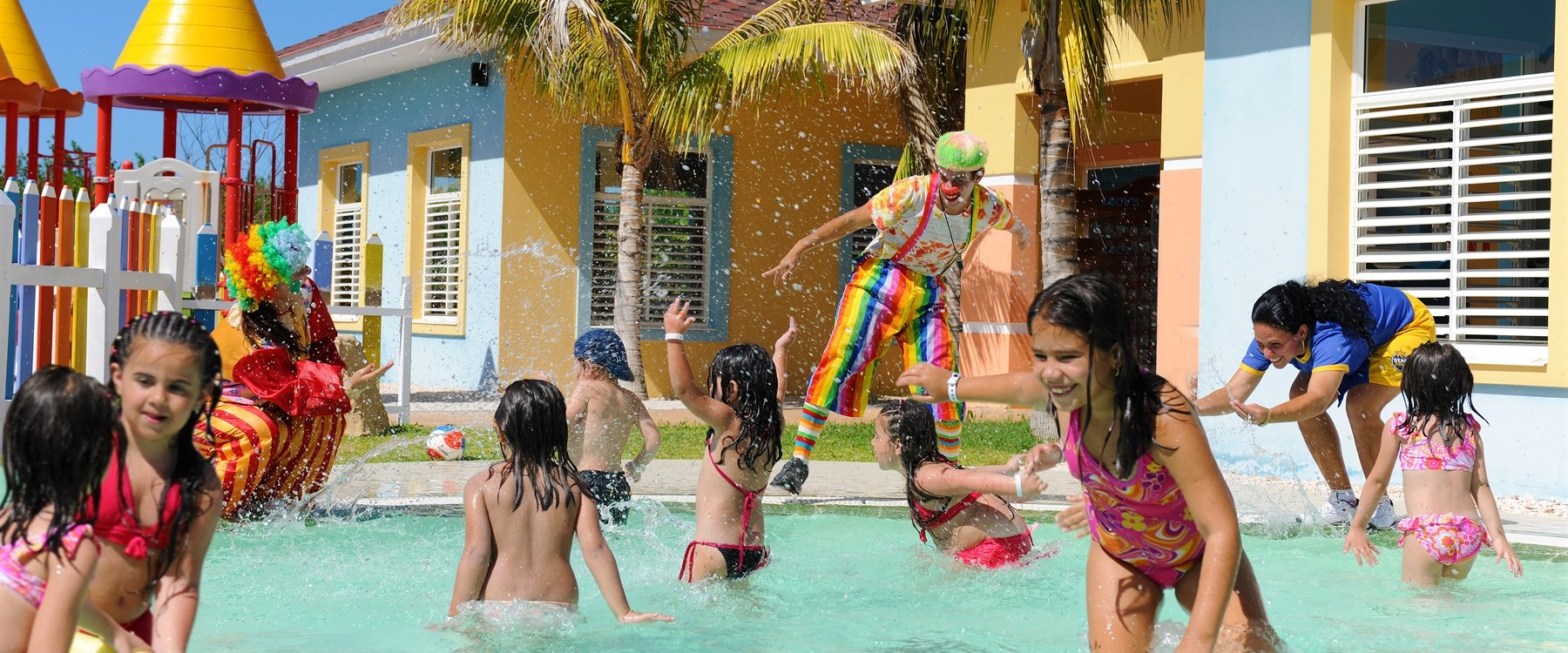 Kids Club at Iberostar Laguna Azul