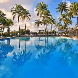 Swimming Pool at La Creole Beach Hotel & Spa, Guadeloupe