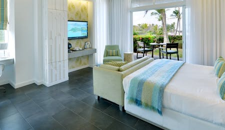 Family Suite at Long Beach Golf & Spa Resort, Mauritius