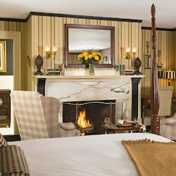 Buckingham Room at Manor on Golden Pond, New Hampshire