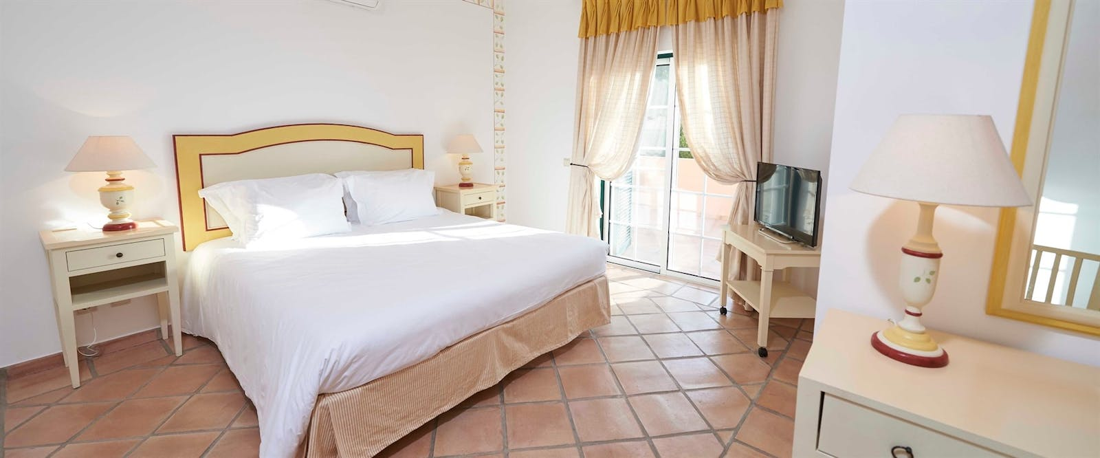 Townhouse Bedroom at Martinhal Quinta Family Resort, Algarve