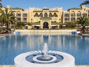 Mazagan Beach Resort, El Jadida, Morocco