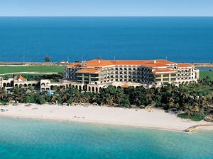Aerial view of Melia Las Americas
