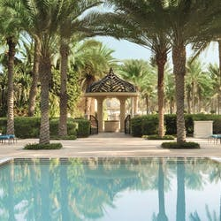 Swimming pool, One & Only Royal Mirage, The Palace