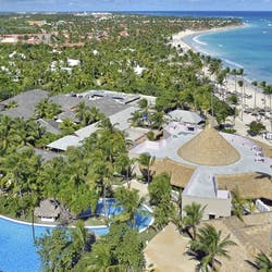 Aerial Views of Paradisus Punta Cana Resort, Dominican Republic
