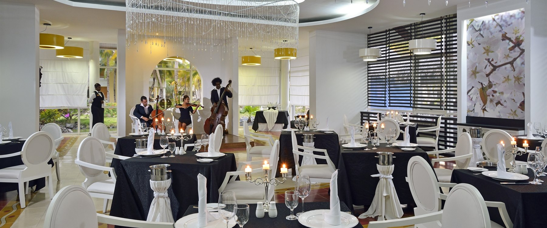 International Restaurant at Paradisus Varadero