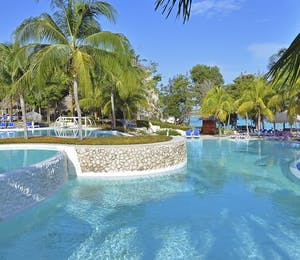 Swimming Pool at Paradisus Rio de Oro