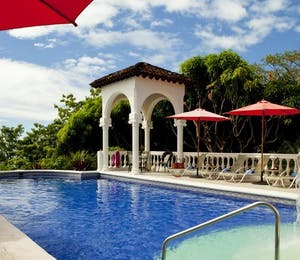 Swimming pool at Parador Resort & Spa