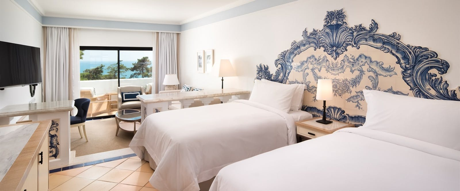 Bedroom, Pine Cliffs, A Luxury Collection Resort, Algarve
