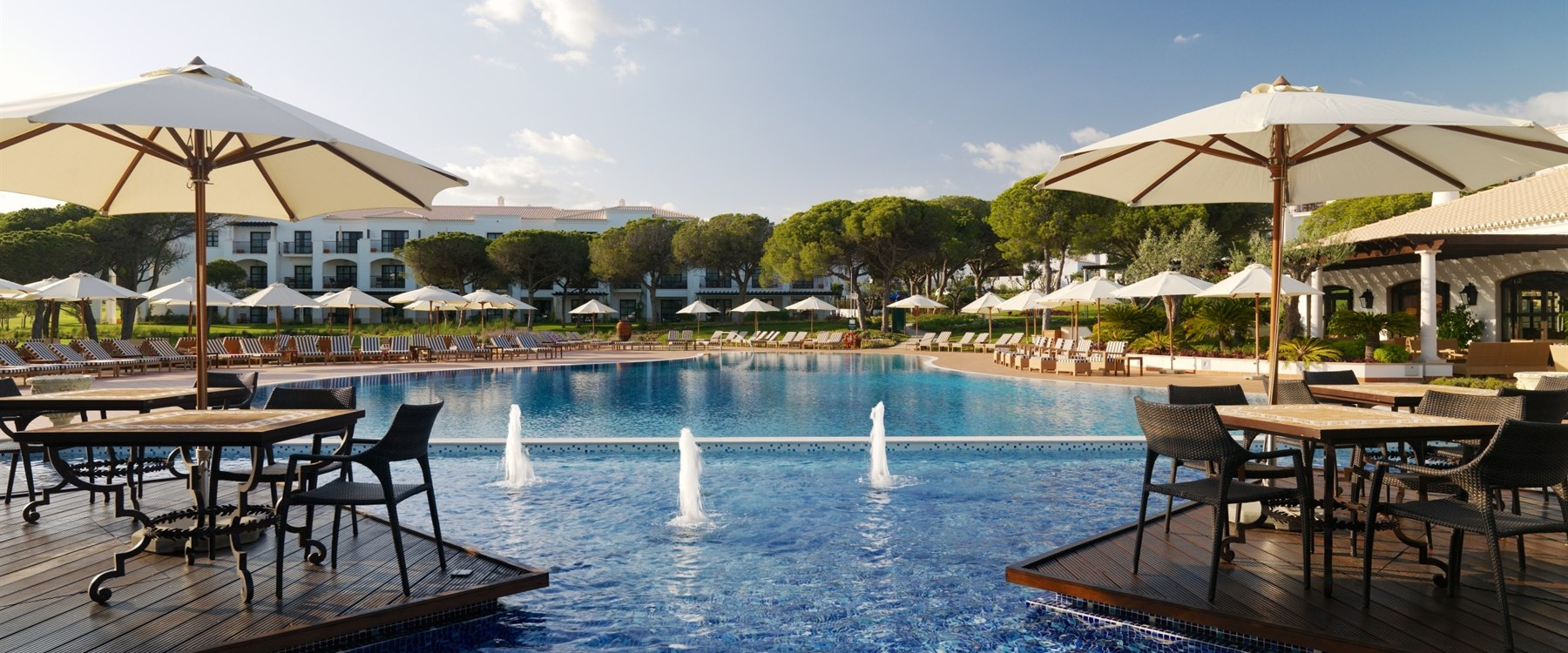 Pool at Pine Cliffs - A Luxury Collection Resort, Portugal