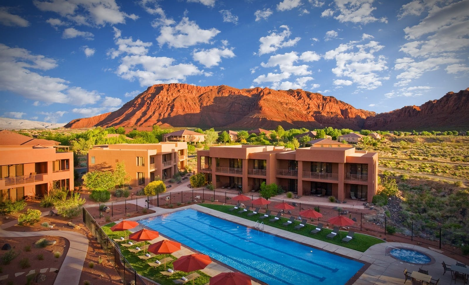 pool at red mountain resort